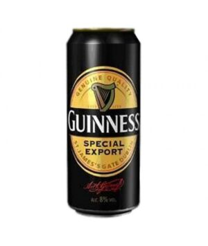 Guinness Special Export 8% Vol. 24 x 50 cl Dose Irland
