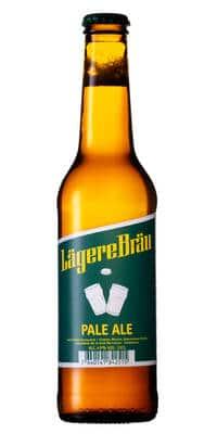 Lägere Bräu Pale Ale 4,9% Vol. 24 x 33 cl