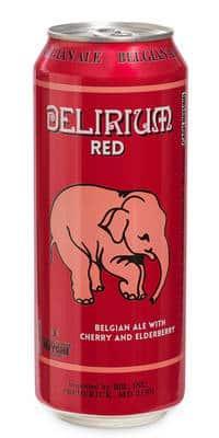 Delirium Red 8,0% Vol. 12 x 50 cl Dose Belgien