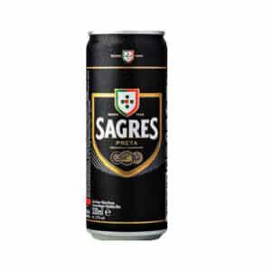 Sagres Petra 4,1% Vol. 24 x 33 cl Dose Portugal