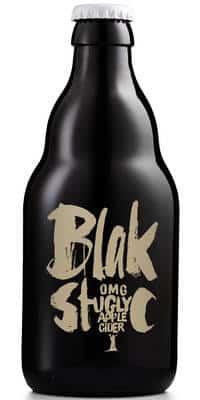 """Blak Stoc OMG Ugly Apple Cider """"glutenfrei"""" 7,0% Vol. 20 x 33 cl Österreich"""