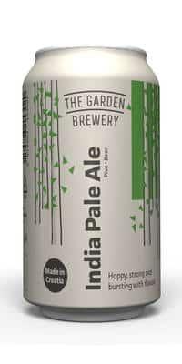 The Garden India Pale Ale 6,0% Vol. 24 x 33 cl Dose Kroatien