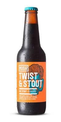 Musa Twist & Stout 5,5% Vol. 12 x 33 cl Portugal