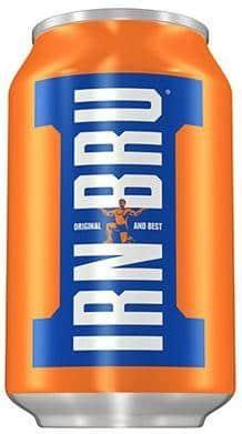 IRN BRU alkoholfrei 24 x 33 cl Schottland