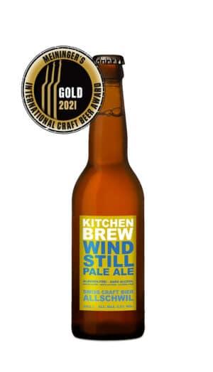Kitchen Brew Windstill Pale Ale 24 x 33 cl