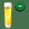 Heineken Biergläser 12 Stück mit je 25 cl