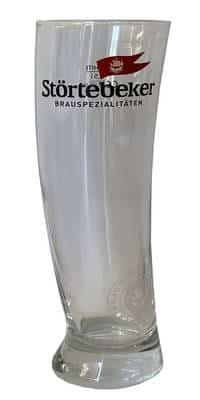 Störtebeker Segelglas 6 Stück mit je 50 cl