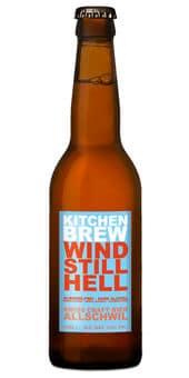 Kitchen Brew Windstill Hell alkoholfrei 24 x 33 cl
