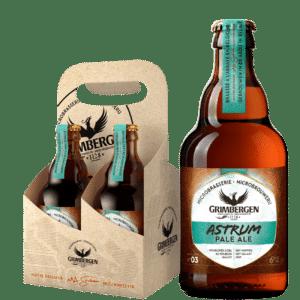 Grimbergen Astrum Pale Ale 6,0% Vol. 24 x 33 cl Belgien