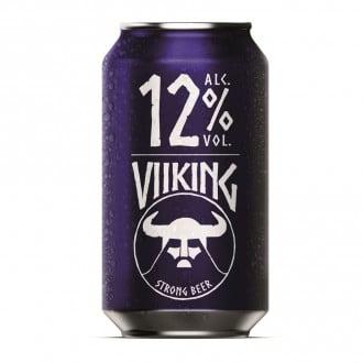 Harboe Viiking Strong Beer 12,0% Vol. 24 x 33 cl Dose Dänemark