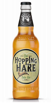 Hall & Woodhouse Badger Hopping Hare 4,0% Vol. 8 x 50 cl England