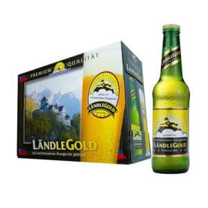 Sonnenbräu Ländlegold 5,0% Vol. 20 x 33 cl