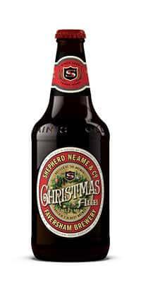 Shepherd  Neame Christmas 7,0% Vol. 8 x 50 cl England