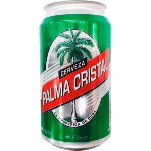 Palma Cristal 4,9% Vol. 24 x 33,5 cl Dose Kuba